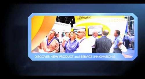 4G World Event iOS App Intro Video