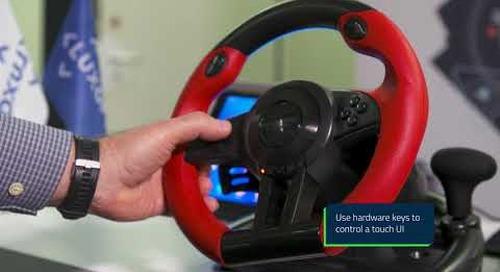 New smart features to Qt Automotive Suite developed by Luxoft