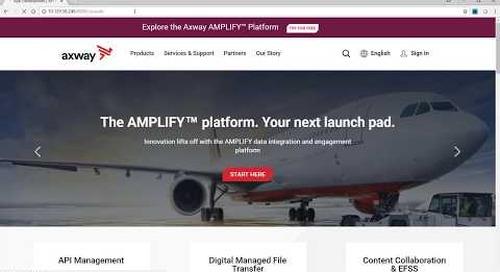 AMPLIFY API Builder Standalone