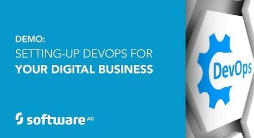 Demo: Setting Up DevOps for your Digital Business