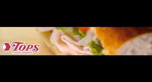 Tops Turkey Sub Promotion