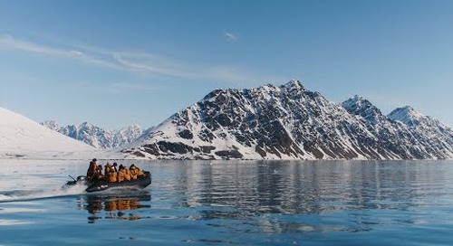 Why Travel to Spitsbergen with Quark Expeditions