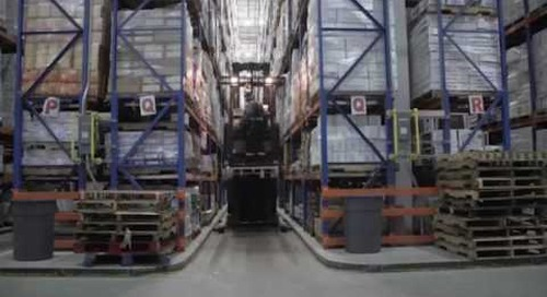 How To Cut Your Electric Bill In Half With Warehouse LED Lighting