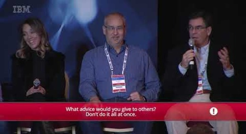 IBM talks DCIM to Gartner Audience