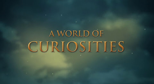KURIOS - Cabinet of Curiosities from Cirque du Soleil [video trailer]