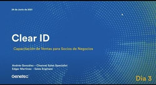 ClearID - Demo en vivo