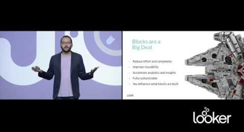 JOIN 2017: Looker Blocks 411