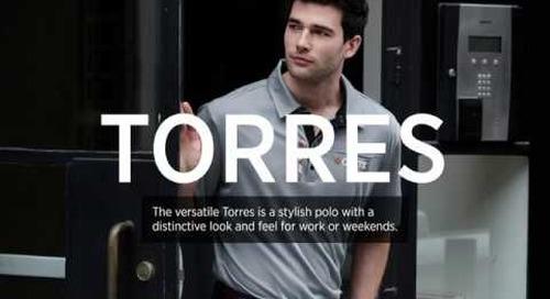 Torres Short Sleeve Polo