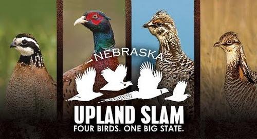 2019 Nebraska Upland Slam: Plan Your Slam
