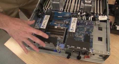 Lenovo ThinkSystem SR650 Server Video Walkthrough