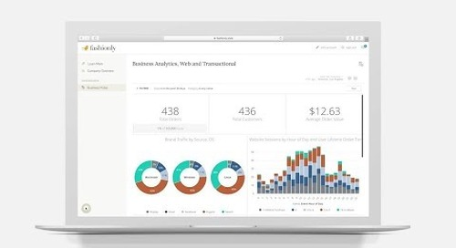 Embedded Analytics with Looker