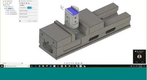 Integrated CAM with Fusion 360
