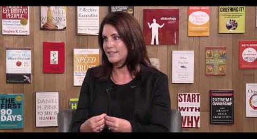 Creating Vision Throughout the Company | Jennifer Colosimo clip