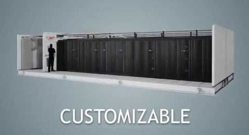 Prefabricated Data Centers; 'Blueprint to Reality'