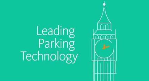 Conduent Integrated Parking Management Solutions in the UK