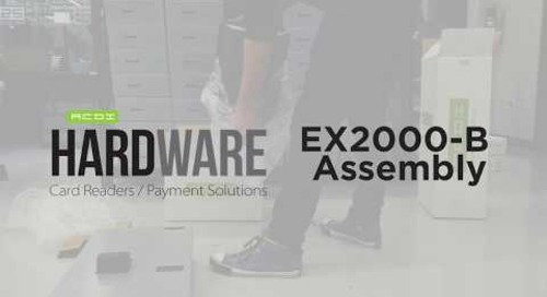EX2000-B Assembly   ACDI Hardware