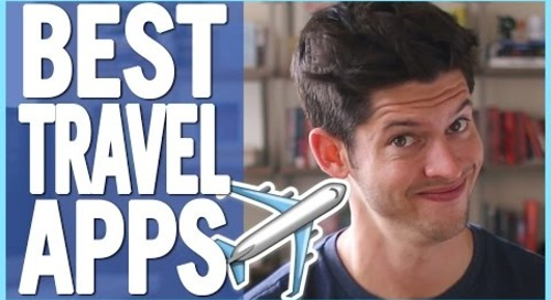 TRAVEL ESSENTIALS - Best Apps For the Road! | #DearHunter