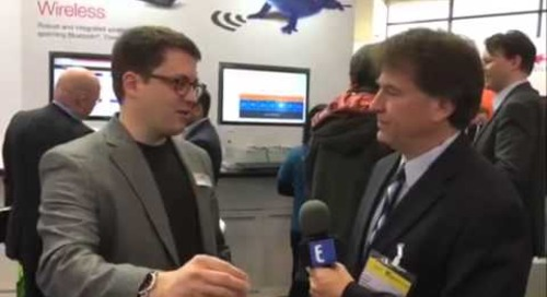 Embedded World 2016 Video: Silicon Labs advances IoT ecosystems