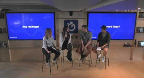 Hiring and being hired in tech - Marion Aguirre, Marc Lao, Emily Hayman, Liam Boogar