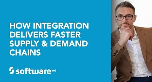 How Integration Delivers Faster Supply & Demand Chains