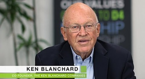 How do you improve a low-trust work environment? | Ken Blanchard Companies
