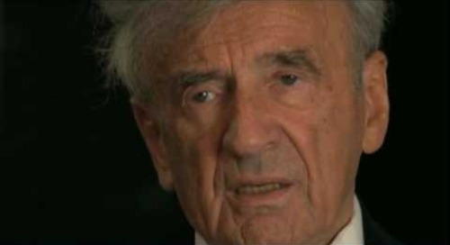 The Elie Wiesel Foundation Prize in Ethics -- 20 years of ethical leadership