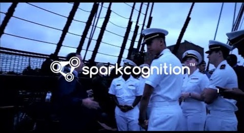 Maritime Security in a Changing World - SparkCognition at HACKtheMACHINE 2017