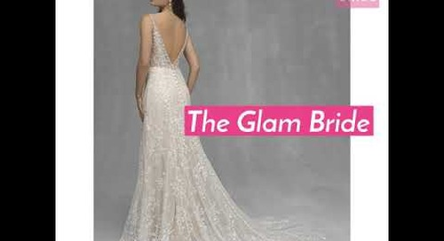 The Perfect Fit   7 Wedding Dress Styles Every Bride Should Know