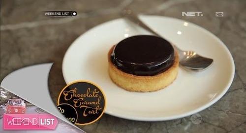 Weekend List - Le Cafe Gourmand, Senopati Jakarta