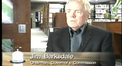 Jim Barksdale - 2009 Innovators Hall of Fame Legend Award Recipient Tribute Video