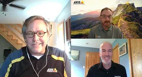 Axis and Genetec integrations solutions for tomorrow