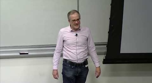 Stanford CS224N: NLP with Deep Learning   Winter 2019   Lecture 13 – Contextual Word Embeddings