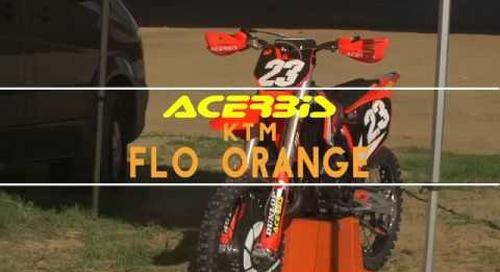 ACERBIS Flo Orange KTM plastics