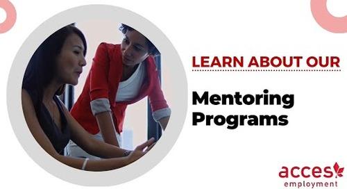 Mentoring Programs at ACCES