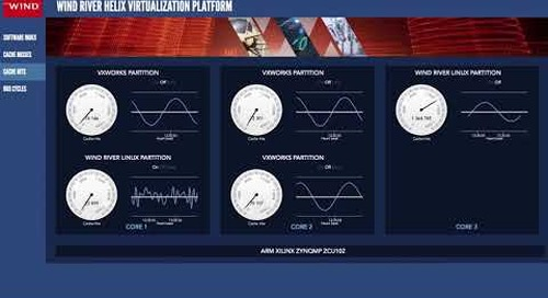 Wind River Helix Virtualization Platform Demonstration