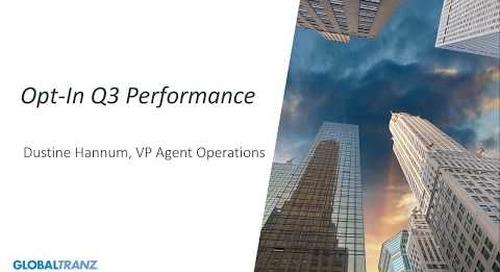 Q319 Agent Opt in Update