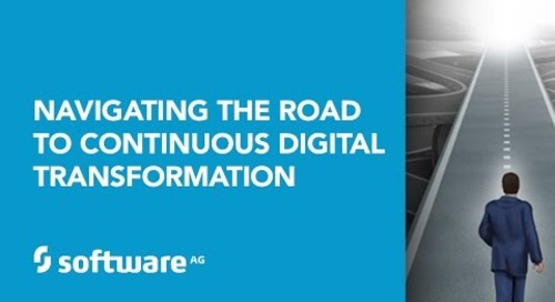 Navigating the road to continuous Digital Transformation