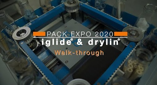 Pack Expo 2020 Walk through - iglide® & drylin®