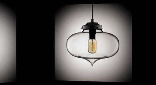 Commercial Modern Pendant Lighting by Niche