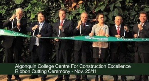 ACCE Building Official Opening