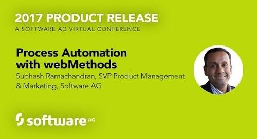 Process Automation with webMethods