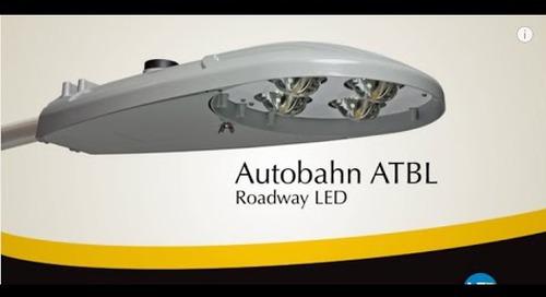Autobahn ATBL Roadway LED Luminaire