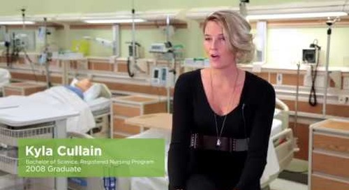 Kyla Cullain - 50 years of Algonquin College stories