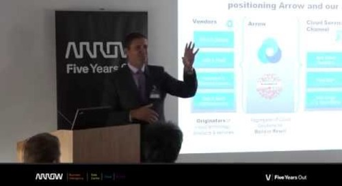 Steve Pearce - Vice President of Business Innovation, Arrow ECS EMEA