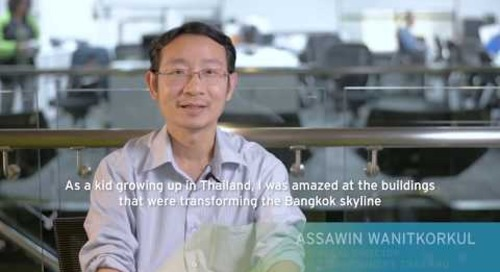 Assawin Wanitkorkul: Transforming city skylines all over the world