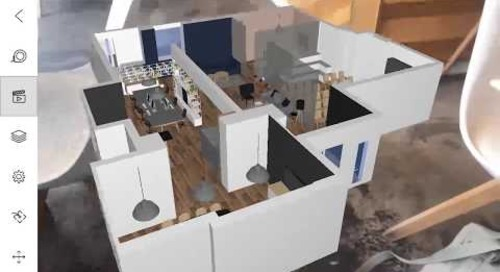 Showcasing SketchUp Viewer for Mobile