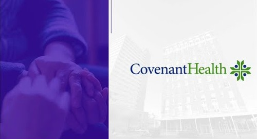 Covenant Health Community Spotlight: American Cancer Society