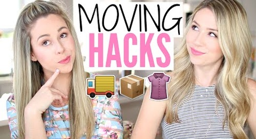 13 Moving Hacks You Should Know!