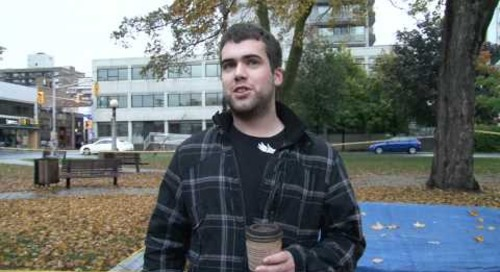 The 24 Hours of Homelessness - Algonquin College