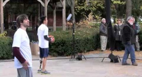 The Making of West Park's New TV Commercial